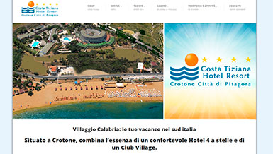 Hotel Resort Costa Tiziana